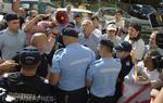 Jandarmi la proteste