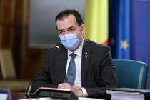 Ludovic Orban, cu masca de protecție
