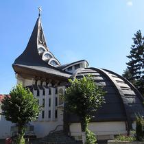 Biserica In Memoriam din Suceava