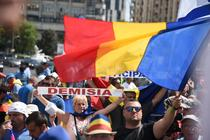 Proteste Romania 10 august 2018
