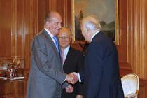 Fostul rege Juan Carlos al Spaniei