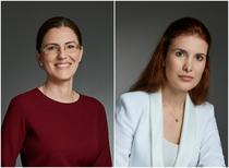 Ioana Waszkiewicz, Sandra Gheorghe