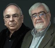 Gabrel Liiceanu si Andrei Plesu