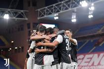 Juve, victorie importanta cu Genoa