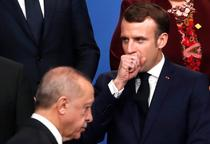 Emmanuel Macron si Recep Erdogan