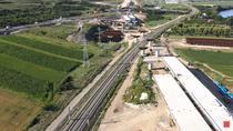 Autostrada A10 Sebes - Turda la nord de Alba Iulia