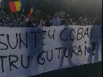 protest Piata Victoriei
