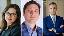 Ioana Boca, Sorin Elisei, Mihnea Galgotiu-Sararu