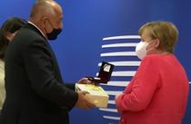 Boiko Borisov si Merkel