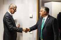 Andrej Babis si Viktor Orban