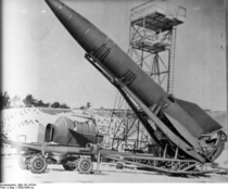 Platforma de lansare a rachetei V-2