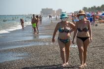 Plajă din Spania