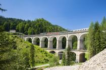 Viaduct pe calea ferata Semmering