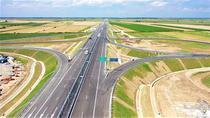 Autostrada spre Ungaria - Primul lot finalizat
