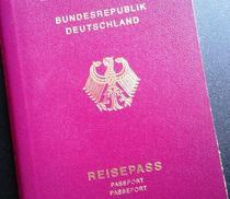 Pasaport german