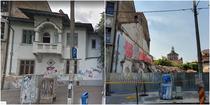 Casa demolata pe Pache Protopopescu