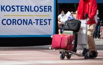 Testare coronavirus aeroport Germania
