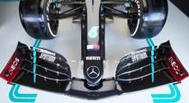 F1 Noul monopost Mercedes AMG F1