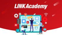 Reducere de până la 600€ pentru înscrierea la LINK Academy
