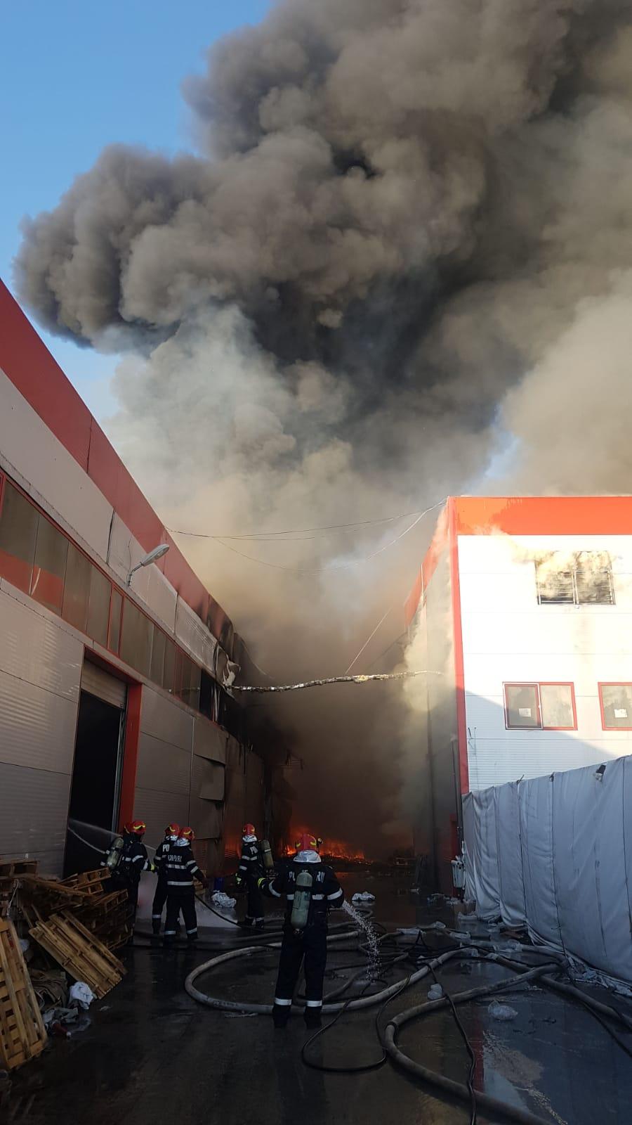 Fortuna Residence, cartier blocuri de locuințe  |Incendiu Bragadiru