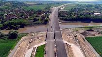 Autostrada Iernut - Chetani, aproape de finalizare