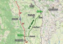 Drumul expres Tisita - Albita