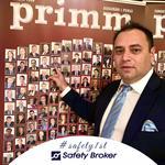 Viorel Vasile, Safety Broker