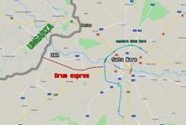 Drum Expres Satu Mare - Oar