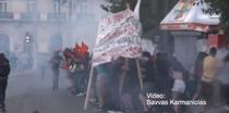 protest Grecia
