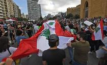 proteste in Liban (twitter)