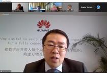 George Zhang, CEO Huawei Romania
