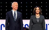 Joe Biden si Kamala Harris