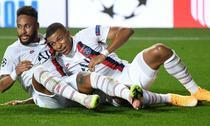 Neymar şi Mbappe