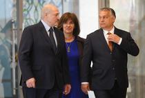Viktor Orban si Alexandr Lukasenko