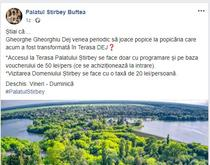 Anunt Facebook Stirbey