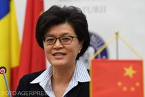 Jiang Yu, Ambasadoarea Chinei in Romania
