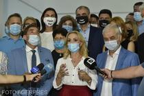 Gabriela Firea, Petre Roman, Anghel Iordanescu