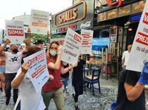 Protest Centrul Vechi