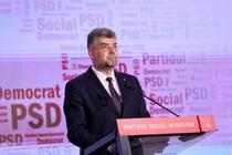 Marcel Ciolacu, președinte PSD