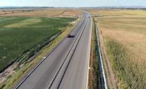 A7 - primii kilometri in lucru