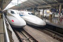Trenuri Shinkansen