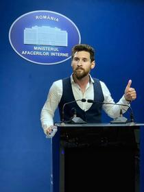 MAI si Leo Messi