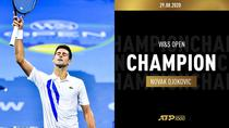 Novak Djokovic, campion la Cincinnati