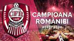 CFR, campioana Romaniei