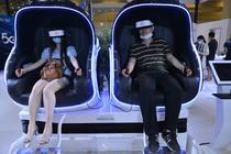 Tehnologie 5G și VR în Suzhou, China