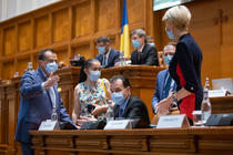 Orban, la motiunea de cenzura