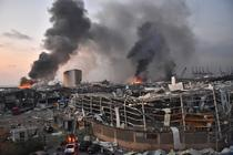 Explozii in Beirut