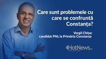 Vergil Chitac, candidat la primăria Constanța