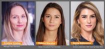 Cristina Cristea, Raluca Marales, Sonia Bălănescu