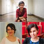 prof. Ana Maria Rusu, prof Alexandra Jijie, prof Antoaneta Luchian